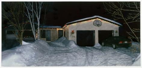 Tim Gardner, Home at Christmas, 2001
