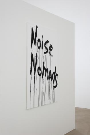 Kim Gordon, Installation view: ordinary freaks – The Principle of Coolness in Pop Culture, Theatre and Museum Künstlerhaus, Halle für Kunst & Medien, 2014