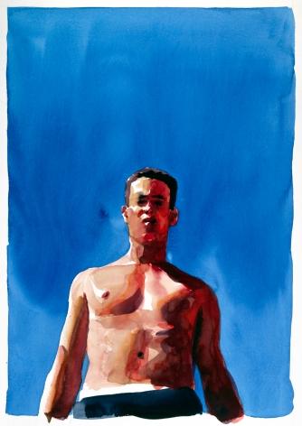 Tim Gardner, Untitled (Sto: Kits beach, 1996), 1999