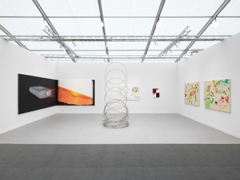 Frieze Los Angeles, 2020, 303 Gallery, Booth B5