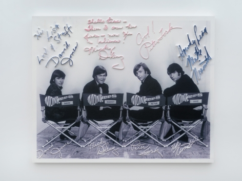 Richard Prince, Untitled (Monkees), 2015