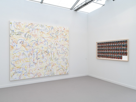 303 Gallery, Frieze New York,2019, Booth A4