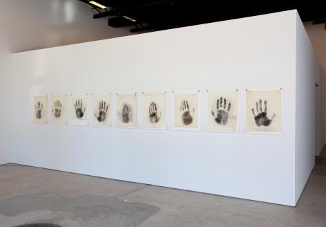 Hans-Peter Feldmann, Installation at 303 Gallery, 2009
