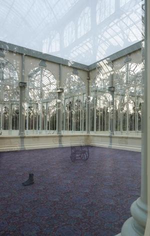Dominique Gonzalez-Foerster, Splendide Hotel, Palacio de Cristal, Parque del Retiro, 2014