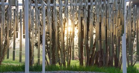 Doug Aitken, Sonic Mountain (Sonoma), 2019; Image courtesy of the Artist, Photo by Doug Aitken Workshop