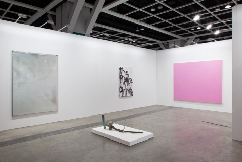 Art Basel Hong Kong | 303 Gallery, Booth 3CO8