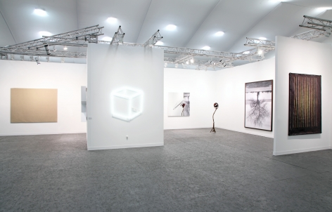 Frieze London, 2013, 303 Gallery, Booth 3