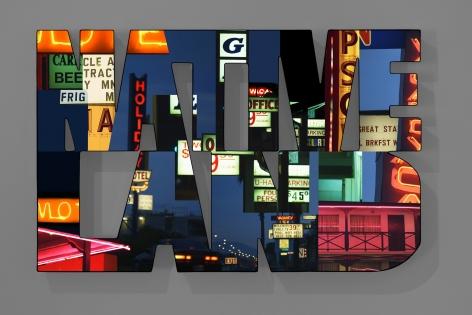 Doug Aitken, NATIVE LAND, 2014