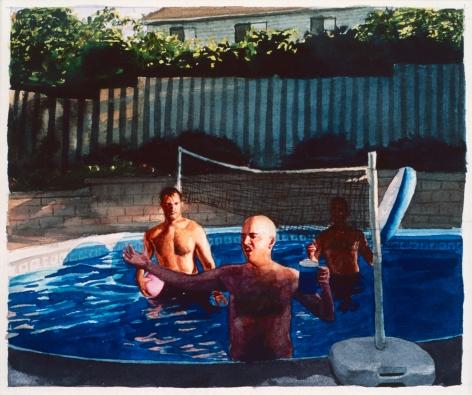 Tim Gardner, Untitled (Brad, S, & Mitch), 1999