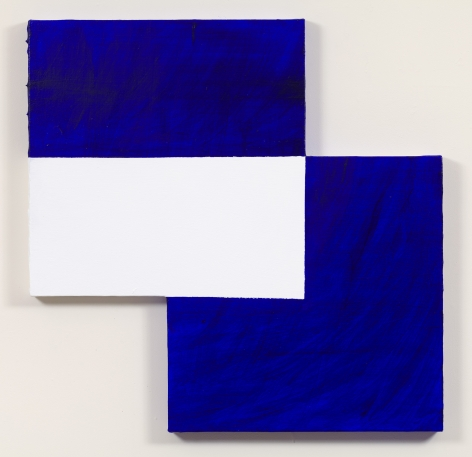 Mary Heilmann, Geometric Left