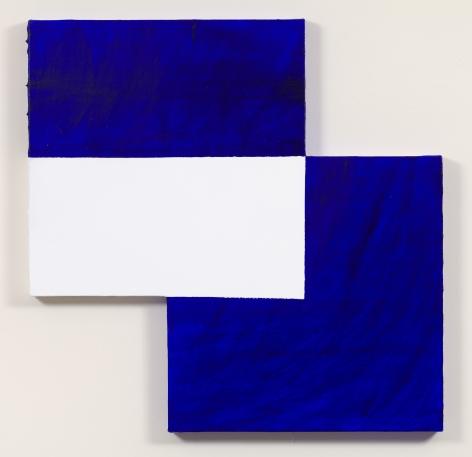 Mary Heilmann, Geometric Left