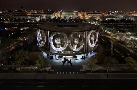 Doug Aitken, SONG 1, 2012, Hirshhorn Museum