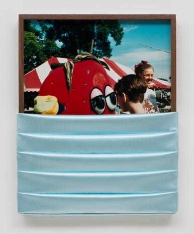 Elad Lassry, Untitled (Strawberry, Kids), 2013