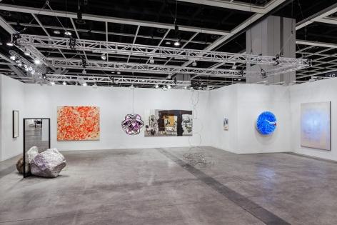 Art Basel Hong Kong, 2017, 303 Gallery, Booth 1C11