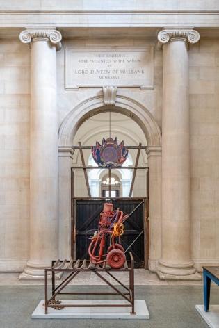 Installation view ofThe Asset Strippersat Tate Britain, 2019. © Tate (Matt Greenwood)