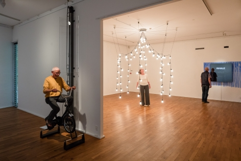 Jeppe Hein - To Sense The World Inside Yourself, The Museum for Religious Art, Lemvig, Denmark, 2017