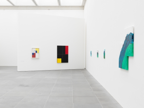Mary Heilmann, Good Vibrations, 2013, Neues Museum Nürnberg