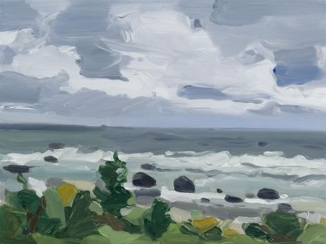 Maureen Gallace, Storm, 2014