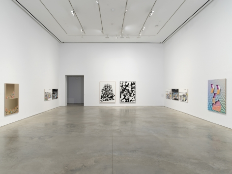 Installation view:Rob Pruitt, These Are The Days Of Our Lives,303 Gallery, New York, 2021