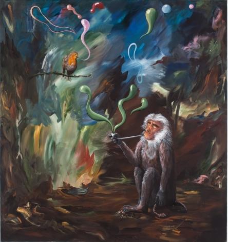 Djordje Ozbolt, Silent Dialogue, 2010