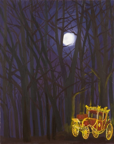 Karen Kilimnik, Little Red Riding Hood, 1999