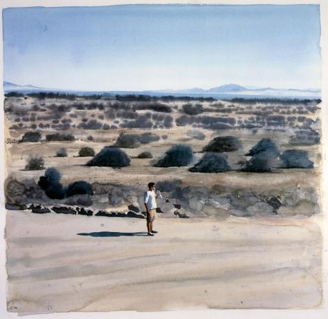 Tim Gardner, On a Plain, 1999