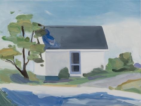 Maureen Gallace, Rainbow Road Martha's Vineyard, 2015