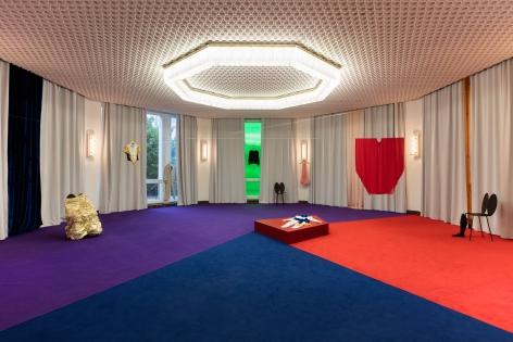 Dominique Gonzalez-Foerster, Costumes & Wishes for the 21st century, Schinkel Pavillon, 2016