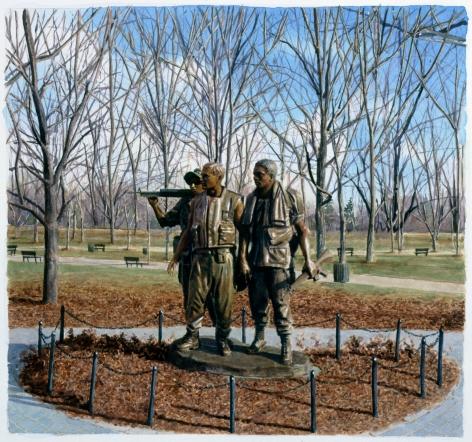 Tim Gardner, Untitled (Soldiers), 2002