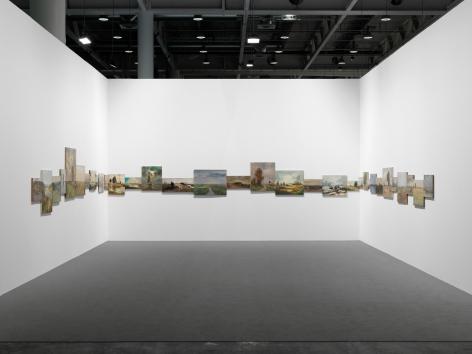 Hans-Peter Feldmann, Horizon, Art Unlimited 2015