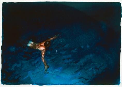 Tim Gardner, Untitled (Brad Swimming), 1999