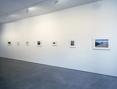 Tim Gardner, Installation view: 303 Gallery, New York, 2001