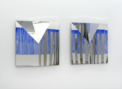Jeppe Hein, Fold IV, 2014