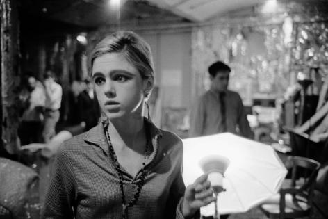 Stephen Shore, Edie Sedgwick, 1965-1967