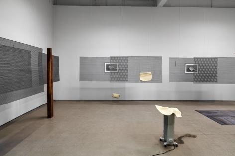 Installation view: Katinka Bock, _o_o__o, Mercer Union, Toronto, 2017