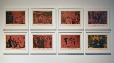 """Marx Brothers, """"A Day at the Races"""" - Lobby Cards"""
