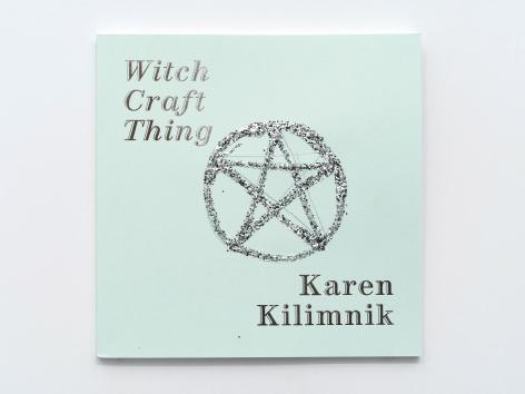 Karen Kilimnik: Witch Craft Thing (Unique Editions)