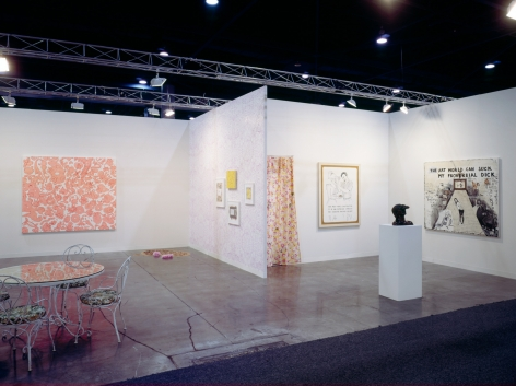 Sue Williams, Art Basel Miami Beach | 303 Gallery, 2003