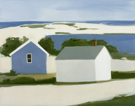 Maureen Gallace, Sandy Road, 2003