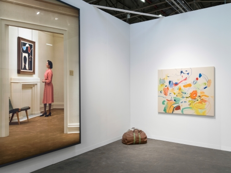 Installation view, 303 Gallery at The Armory Show: 25th Anniversary Edition, Booth 800, 2019