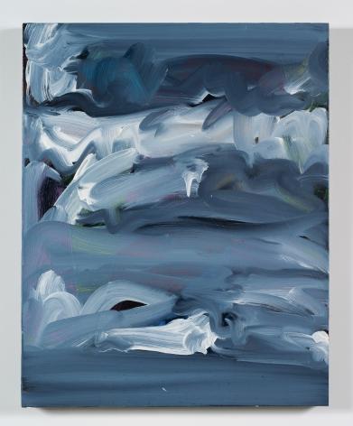 Mary Heilmann, January Night - Stinson Beach, 2002