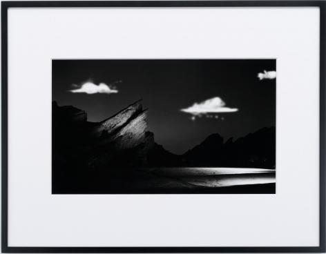 Florian Maier-Aichen, Vasquez Rocks, 2017