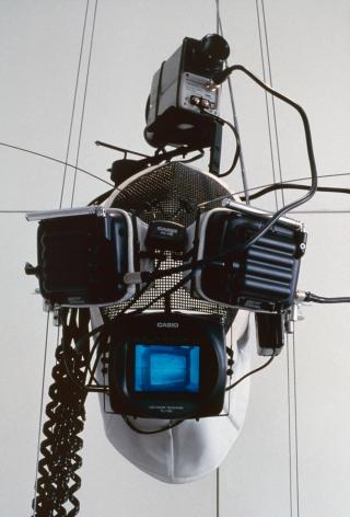 Vito Acconci, Virtual Intelligence Mask