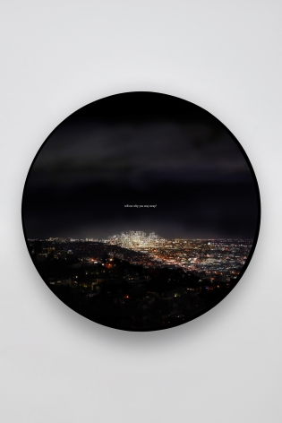 Doug Aitken, tell me why you stay away?: Aperture series