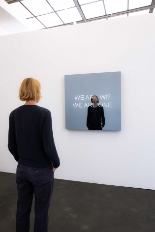 Jeppe Hein, WE ARE WE WE ARE ONE