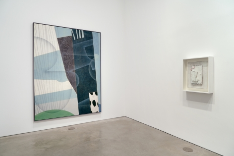 Installation view: PROJECT ROOM: Rodney Graham, 303 Gallery, New York, 2021