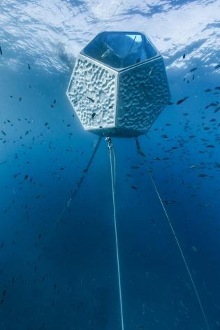 Doug Aitken, Underwater Pavilions, 2016