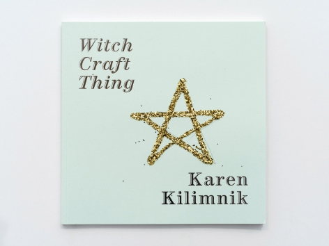 Karen Kilimnik: Witch Craft Thing (Unique Editions)
