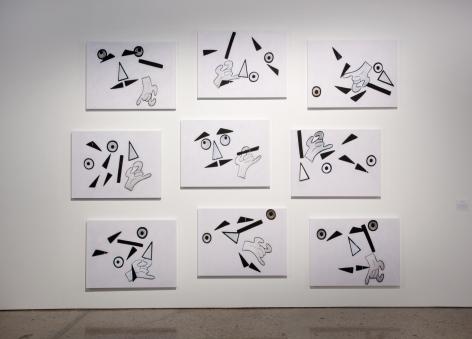 Richard Prince, You Bet Your Life, 2010