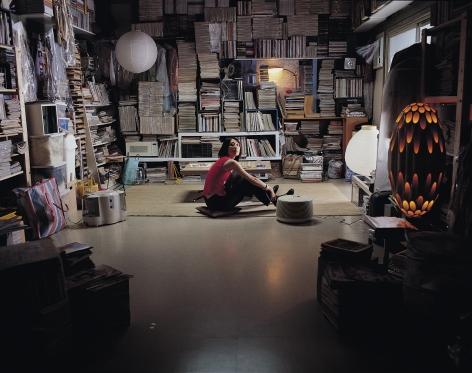 Doug Aitken, new skin, 2002